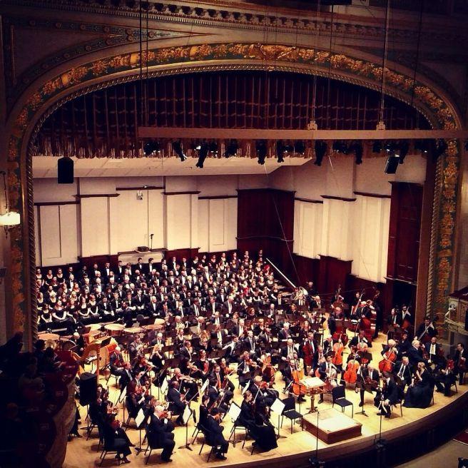 Mahler 2 DSO WSU Choir